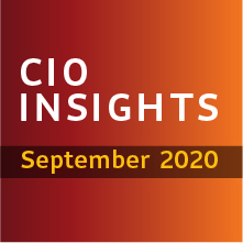 CIO Insights | September 2020