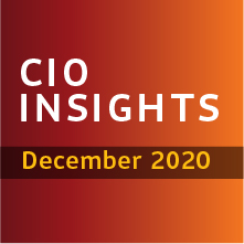 CIO Insights | December 2020