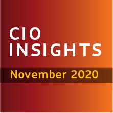 CIO Insights | November 2020