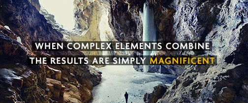 SUN LIFE GRANITE MANAGED PORTFOLIOS | When complex elements combine the results are simply magnificent